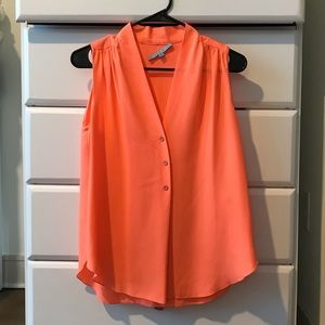 Antonio Melani XS neon orange top
